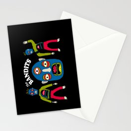 The Bandits Stationery Cards