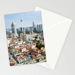 Kuala Lumpur  Stationery Cards