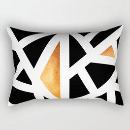 THE GOLDEN SECTION Rectangular Pillow