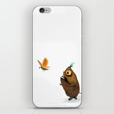 Wanderlusting Spaklets iPhone Skin