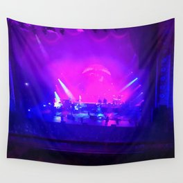Dark Side Of Moon Concert Wall Tapestry