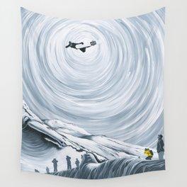 Ingmar Backman - That Backside Air Wall Tapestry