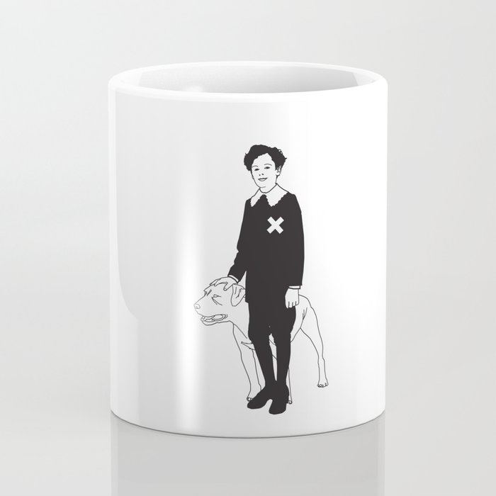 Dog Dick Web Site Coffee Mug