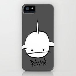 minima - hover shark iPhone Case