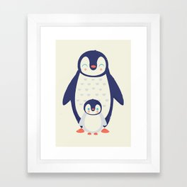 Proud Mama Framed Art Print