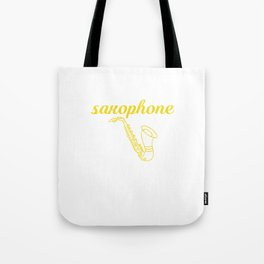 It's a Saxophone Thing, You Wouldn't Understand T-shirt Tote Bag