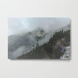 High Tatras Metal Print