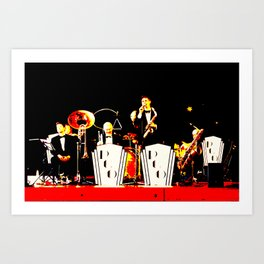 Cotton Club Crooners Art Print
