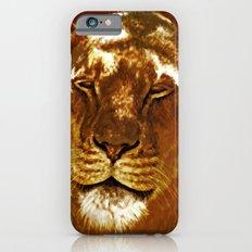 Red Lion Slim Case iPhone 6s