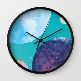P a s t e l l 3 Wall Clock