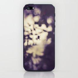itsy bitsy iPhone Skin
