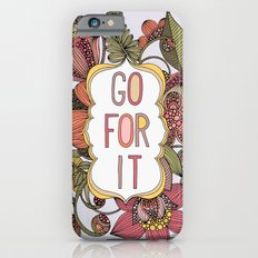 Go for it iPhone 6s Slim Case