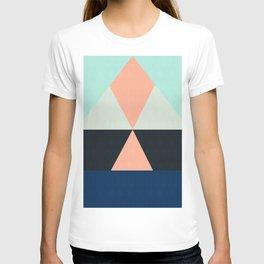 Modern and geometric art XXII T-shirt