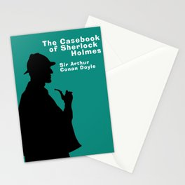The Casebook of Sherlock Holmes Stationery Cards