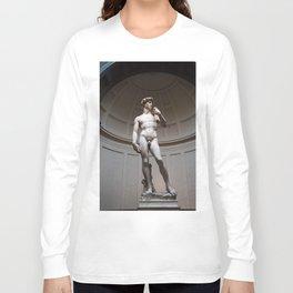 David Long Sleeve T-shirt