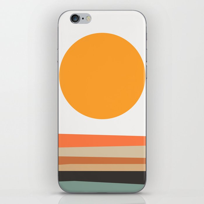Abstract Landscape 10A iPhone Skin