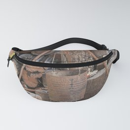 The Camp Fire Fanny Pack