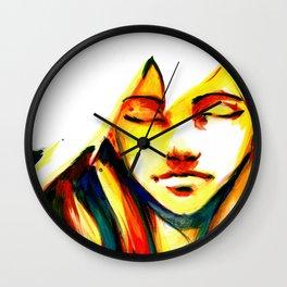 Glare Wall Clock