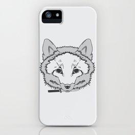 Pirate Fox iPhone Case