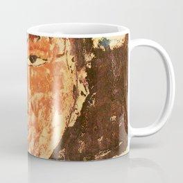 "Amedeo Modigliani ""Portrait of Pablo Picasso"" Coffee Mug"