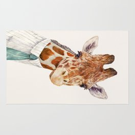 Mr Giraffe Rug