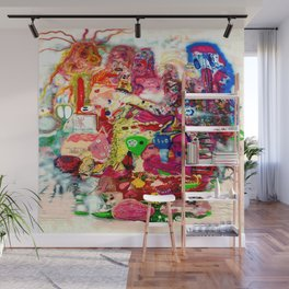 Candy Flipping Wall Mural
