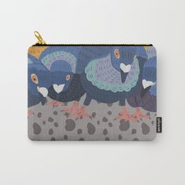 Pigeon Feast Carry-All Pouch