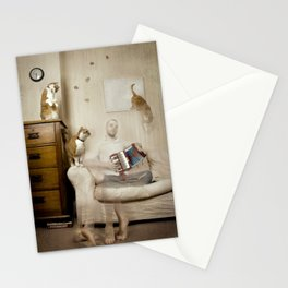 The Pied Piper Stationery Cards