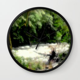 Franklin - Gordon River Wall Clock