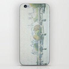 Letters From La Cité - Paris iPhone & iPod Skin