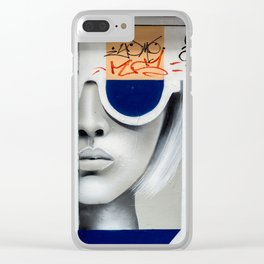 Urban Tapestry X Clear iPhone Case