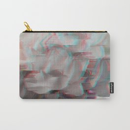 Lotus Glitch Carry-All Pouch