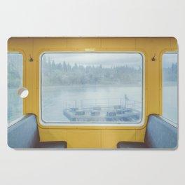 Bainbridge Ferry Cutting Board