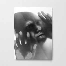 THE ONE Metal Print