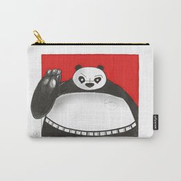 What if Baymax was Kung fu Panda Carry-All Pouch