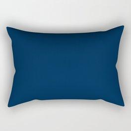 Oxford Blue Rectangular Pillow