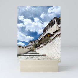 Stairs of the Potala Palace Mini Art Print