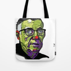 J.P. Sartre Tote Bag