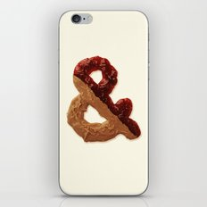 Jampersandwich iPhone Skin