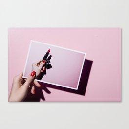 Lipstick Nars Canvas Print