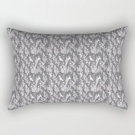 Penguin Parade Rectangular Pillow