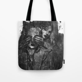 We against the world Tote Bag