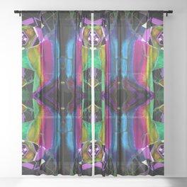 二 (Èr) Sheer Curtain