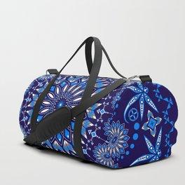 Ancestors Dragonfly (Blue) Duffle Bag
