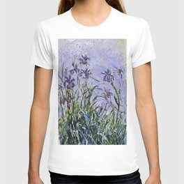 Claude Monet - Iris Jaune T-shirt
