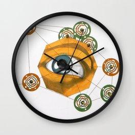 constellation n. 9 (ORIGINAL SOLD). Wall Clock