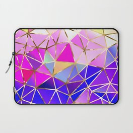 Rainbow Geometric pattern #8 Laptop Sleeve