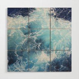 Ocean Waves Wood Wall Art