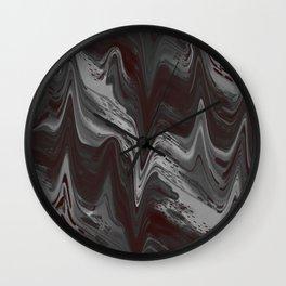 Ominous Feelings Wall Clock