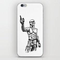 Techno Viking Love  iPhone & iPod Skin